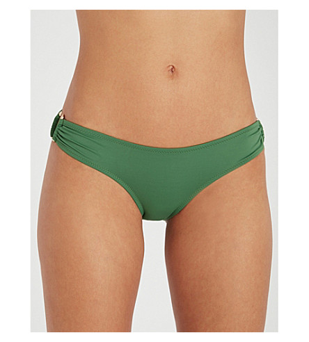 LAZUL Cyma bikini bottoms (Palatina+green