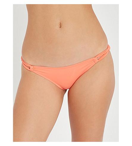 LAZUL Ivy bikini bottoms (Enea+apricot
