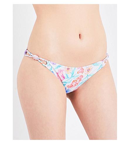 LAZUL Ivy bikini bottoms (Floral+print