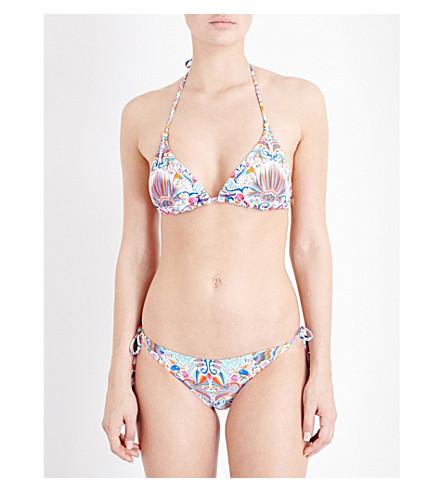 LAZUL Nubia triangle bikini top (Otami