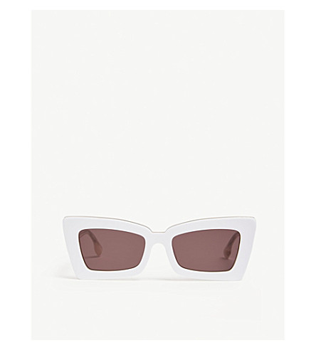 LE SPECS Zaap! acetate and metal sunglasses