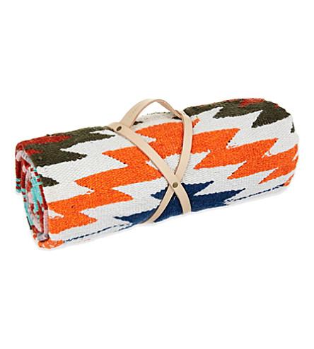 NIPOMO Tierra blanket (Orange