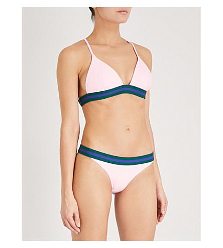 RYE Yo-Yo bikini top (Musk