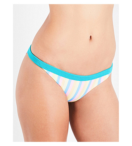 RYE Fizz bikini bottoms (Multi