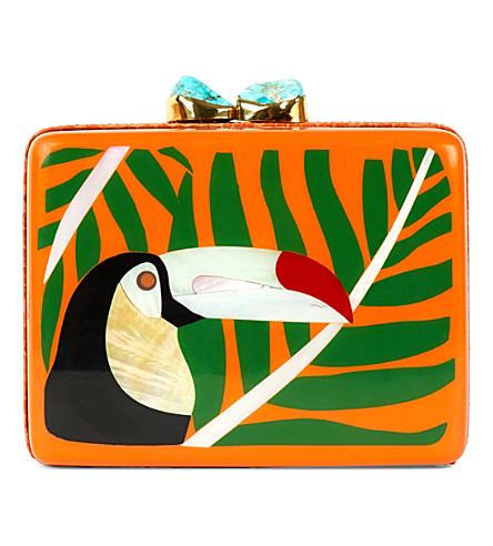 ARANAZ Pajaro box clutch (Multi