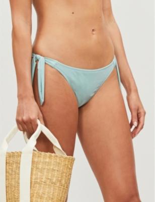 Ferrah mid-rise bikini bottoms