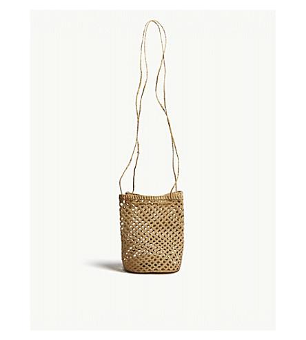 ARTESANO Woven bag (Cinnamon