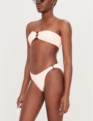 Gloria stretch bikini set