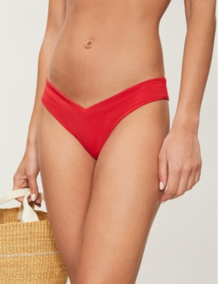 Onia x WeWoreWhat Deliah bikini bottoms