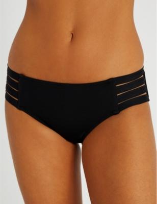 Active multi-strap bikini bottoms
