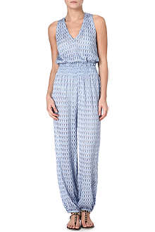 MISSONI Crochet knit jumpsuit