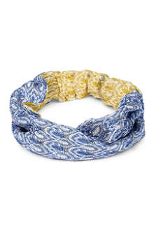 MISSONI Crochet-knit hairband