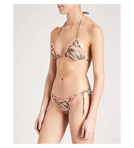 VIX Tropicus bikini top (Multi