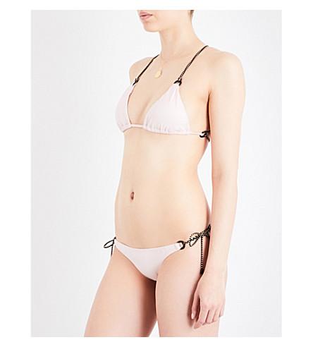 VIX Olivia triangle bikini top (Light+pink
