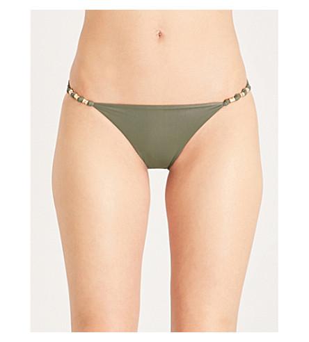 VIX Paul bikini bottoms (Military