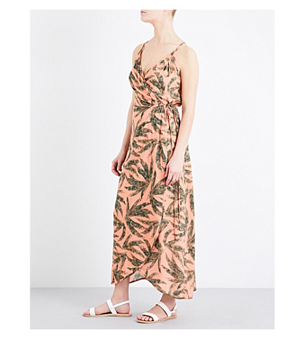 VIX Tropicus Grazi woven maxi dress (Multi