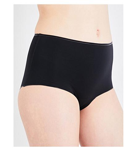WOLFORD Control swimpanty (Black
