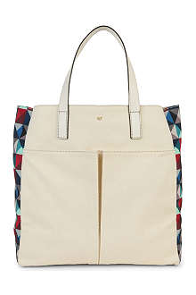 ANYA HINDMARCH Nevis Eye Twister canvas tote