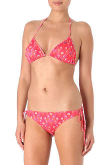 MATTHEW WILLIAMSON Cobra triange bikini