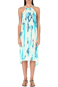 MATTHEW WILLIAMSON Tie-dye jersey dress
