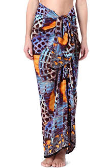 MATTHEW WILLIAMSON Wings sarong