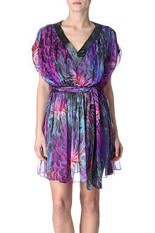 MATTHEW WILLIAMSON Water Garden kaftan