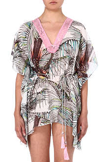 MATTHEW WILLIAMSON Song Bird short kaftan