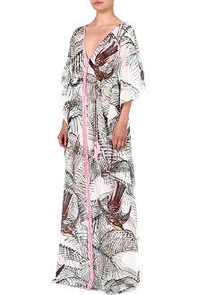 MATTHEW WILLIAMSON Song Bird long kaftan
