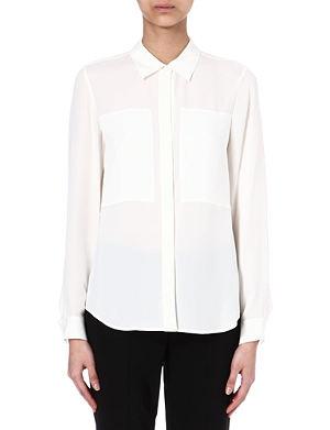 THEORY Silk shirt