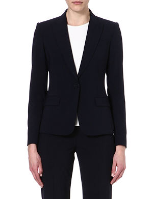 THEORY Wool-blend jacket