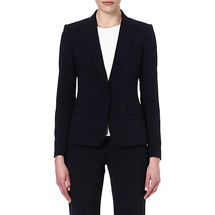 THEORY Wool-blend jacket (Uniform