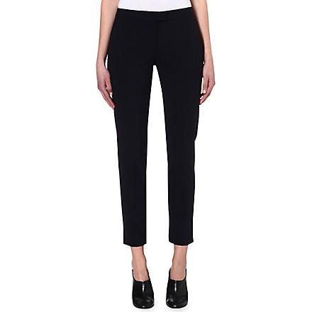 THEORY High-rise trousers (Uniform