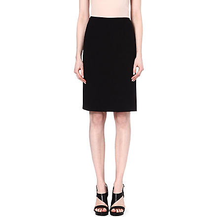 THEORY Golda pencil skirt (Black