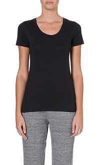 THEORY Juin stretch-cotton t-shirt