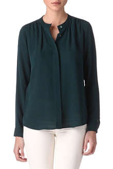 THEORY Latavia blouse
