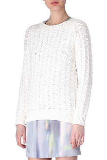 THEYSKENS' THEORY Yark knitted jumper
