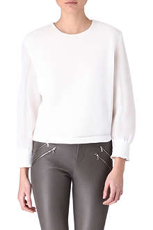 THEYSKENS' THEORY Neoprene mesh top