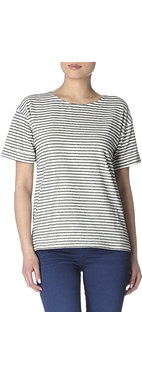 THEORY Striped t-shirt