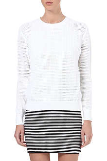 THEORY Hannalor knitted jumper