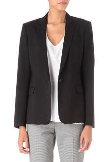 THEORY Dancey wool-blend blazer