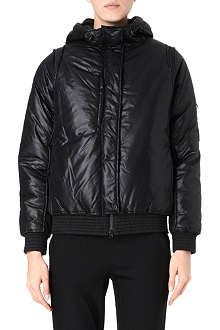 THEORY Sagger padded jacket