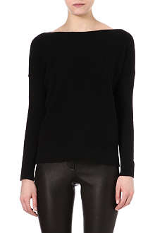 THEORY Libblyn knitted jumper