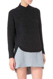 THEYSKENS' THEORY Koppa v-neck raglan jumper