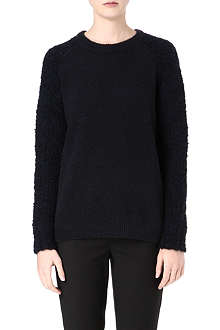 THEORY Delanna knitted jumper
