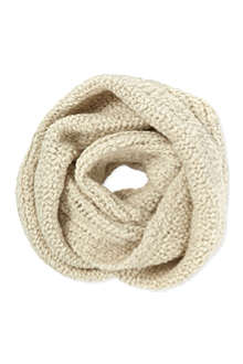 THEORY Selia loop snood
