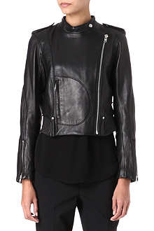THEORY Katiana leather jacket