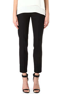 THEORY Belisa stretch-wool trousers
