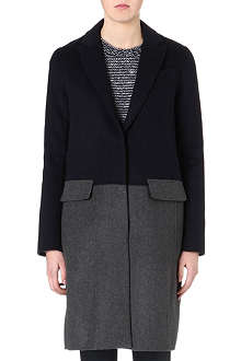 THEORY Lavanya wool-blend coat