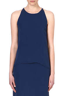 THEORY Lyall layered dress