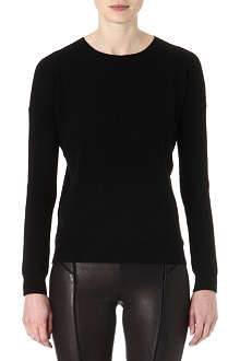 THEORY Tollie cashmere jumper